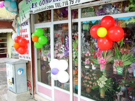 Petek Çiçekçilik ve Organizasyon