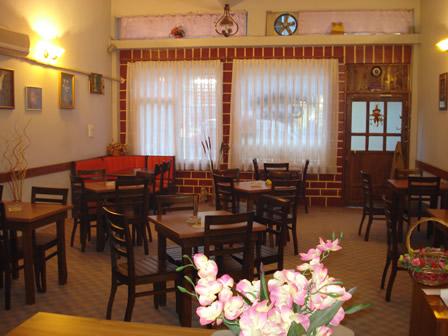Kadirli Rehberi - Muhabbet Cafe