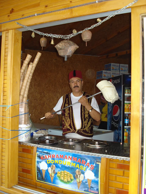 Kahramanmaraş Dövme Dondurma